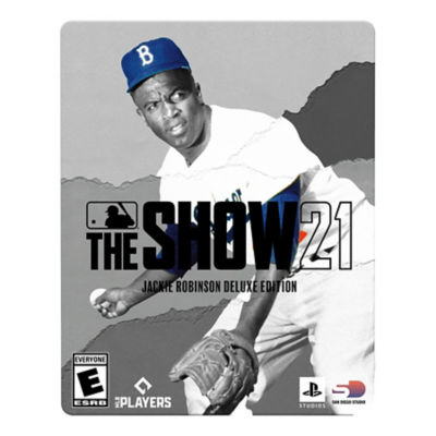 MLB The Show 21 Jackie Robinson Deluxe Edition - PS4 with PS5 Entitlement Thumbnail 3