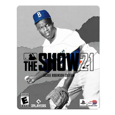 MLB The Show 21 Jackie Robinson Edition - PS4 with PS5 Entitlement Thumbnail 2