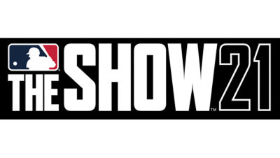 Image of the MLB The Show 21 logo