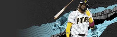 MLB The Show 21 image featuring Tatis Jr.