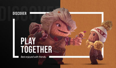 Discover Play Together featuring Sackboy