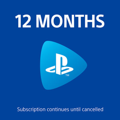 PlayStation™Now Subscription – 12 Months