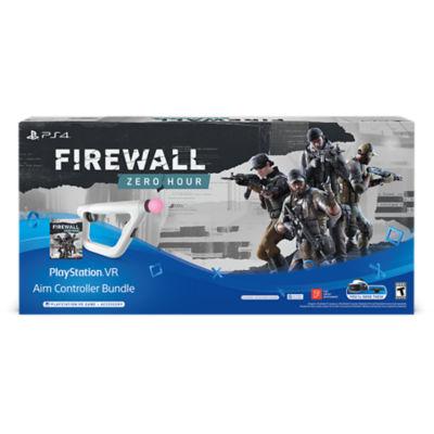 PlayStation®VR Aim Controller Firewall Zero Hour Bundle