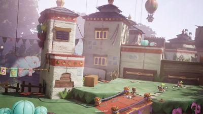 Sackboy: A Big Adventure Special Edition - PS4 Thumbnail 6