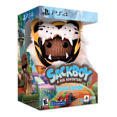 Sackboy: A Big Adventure Special Edition - PS4