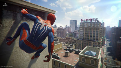 Marvel's Spider-Man: Game of The Year Edition - PS4 Thumbnail 2