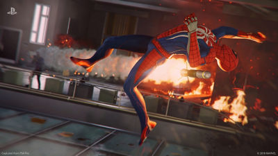 Marvel's Spider-Man: Game of The Year Edition - PS4 Thumbnail 3