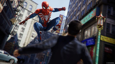 Marvel's Spider-Man: Game of The Year Edition - PS4 Thumbnail 4